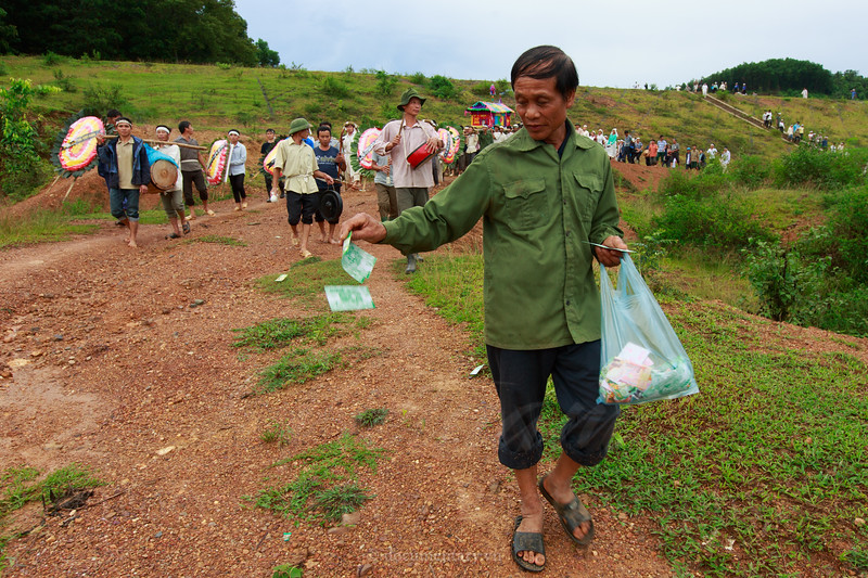 Funeral of Muong Ethnic Group