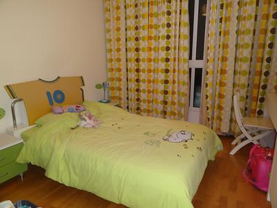 Isla's room