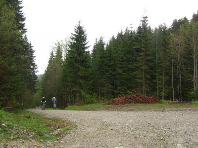 On the way from Baumgartenschneid to Schliersee