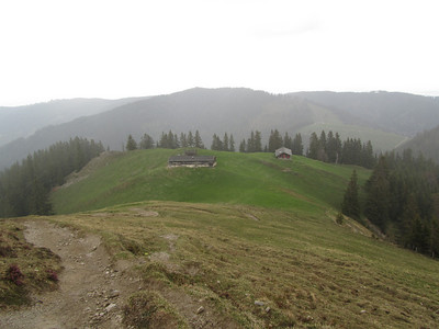 On top of Baumgartenschneid