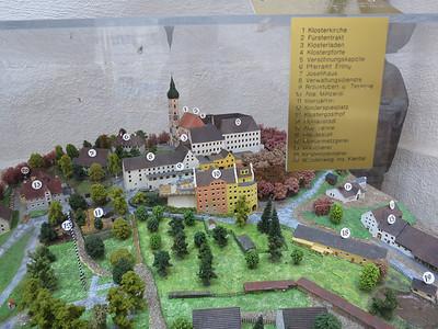 Kloster Andechs - Tutzing