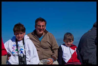 John and his kids
