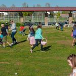 Easter Egg Hunt at Shannon Ranch School 3-26-2016