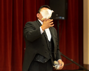 Photo from RC Spy Co Magic Show sponsored by RiverCross Church at Shannon Ranch Elementary School.