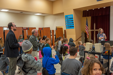 "Image from RiverCross Church Vacation Bible School ""RC Spy Company"" Day 2 12-20-2016"