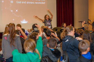 "Image from RiverCross Church Vacation Bible School ""RC Spy Company"" Day 3 12-21-2016"
