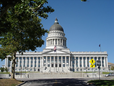 Salt Lake City - State Capitol