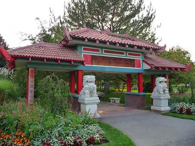 China, International Peace Gardens