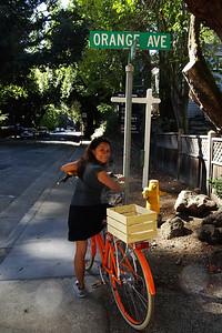 Corte Madera Bike ride