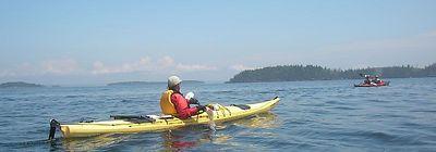 Roy, approaching Bear Island.