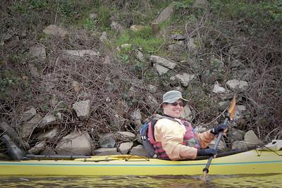 Editor in chief of California Kayaker magazine!