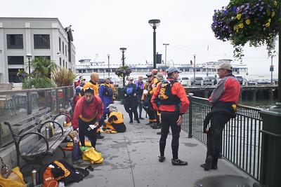 Pier 1.5 under our invasion