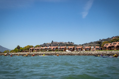 Delivering the Errant Oru to Tiburon.