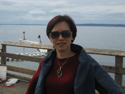 Seaside, Seattle 2007