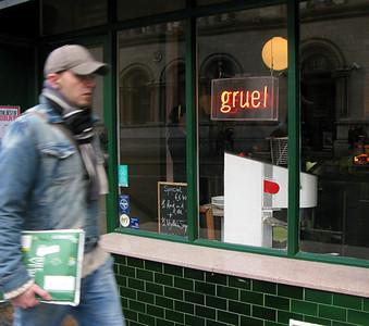Gruel, Dublin  2009