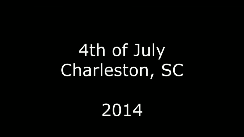 4th of July, Charleston SC, 2014