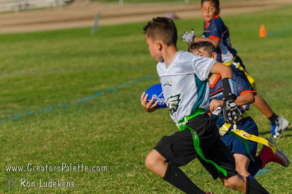 Flag Football 9-29-2018