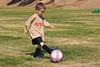 Youth Soccer game between Aztecs and Cal Bears 9-6-2008 at Nazarene Church, Visalia, CA