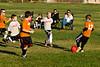 Youth Soccer 10-31-09 Longhorns vs Aztecs