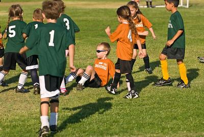 Youth Soccer - NAZ League - 2009-09-19