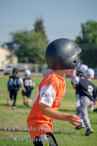 Photos from T-Ball game 8-1-2015