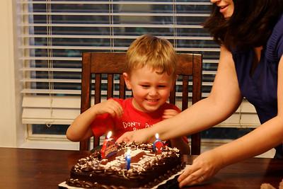 Daniel's 3rd Birthday