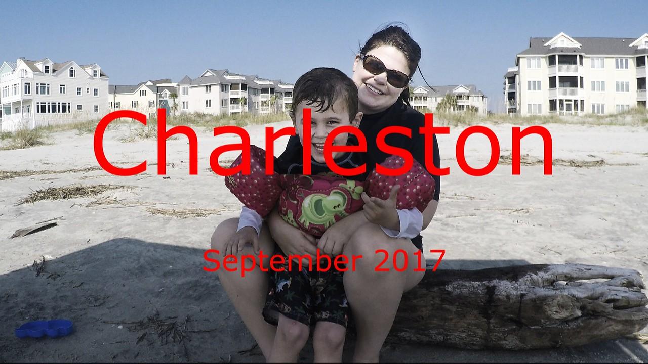 Charleston Vacation 2017