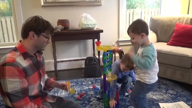 Daniel's 4th Birthday