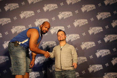 WrestleMania Fan Axxess