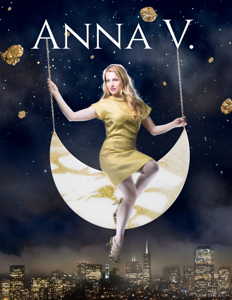 Anna V LUNA Collection