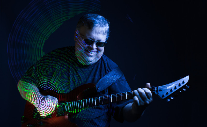 Guitarist Tom Feltner