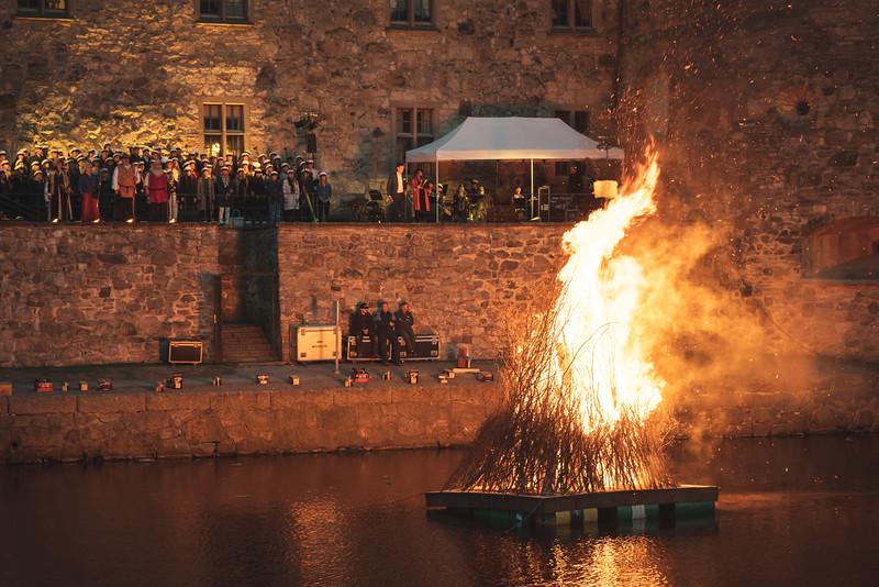 Raft Fire