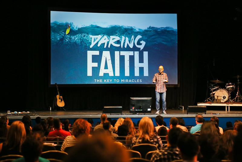 Daring Faith Campaign