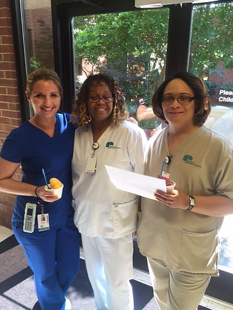 Life CU celebrates Hospital Week with Select Specialty Hospital