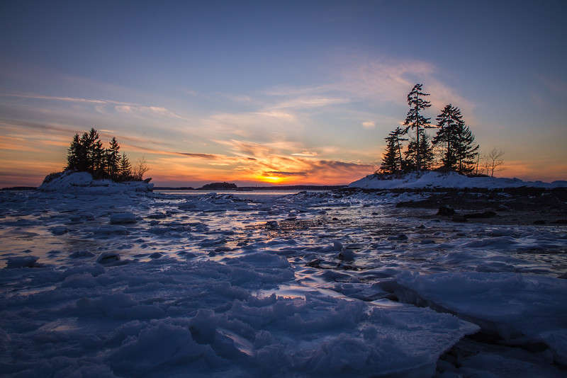 Lookout Point, Harpswell, Maine