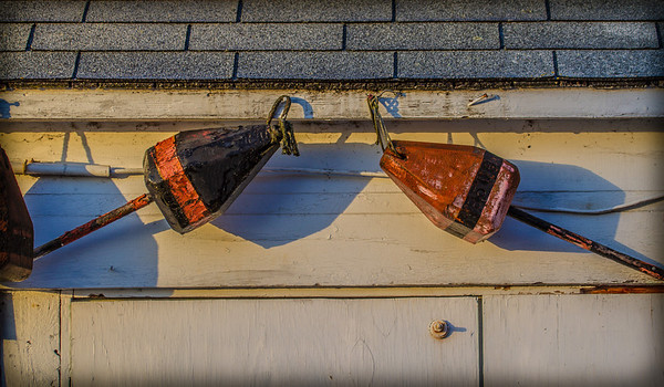 Buoy Hanging