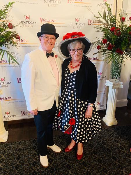 Dennis and Elaine Houlihan of Methuen