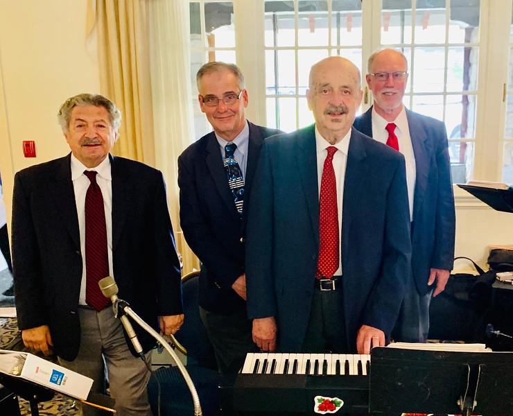 Dick Carpentier Quartet of Lowell