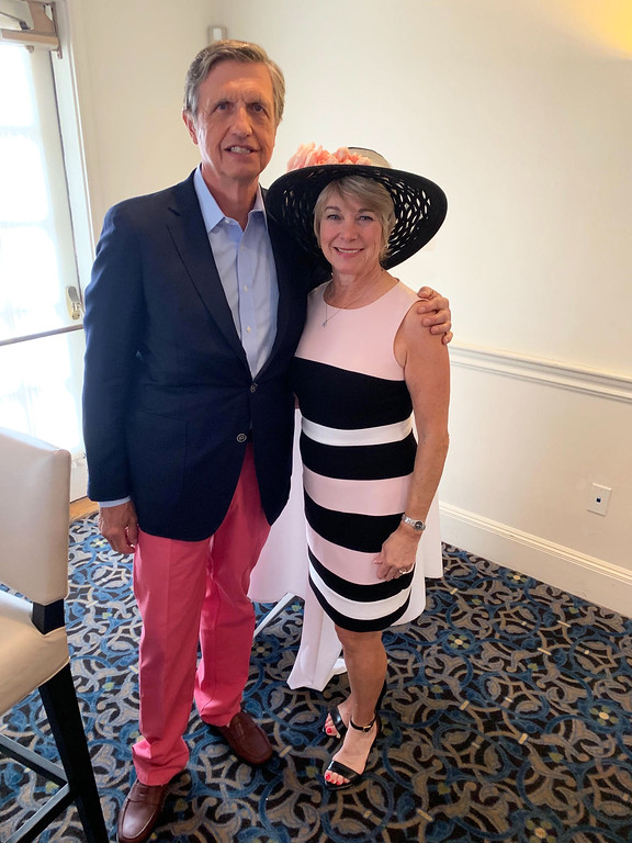 . Thomas O�Brien and Mary Beth Massimino of Chelmsford