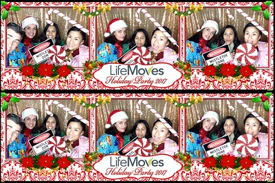 LifeMoves Holiday Party 2017