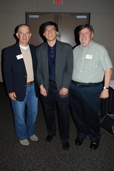 Randy Landry, Henry Ho, Ernie Conduff2