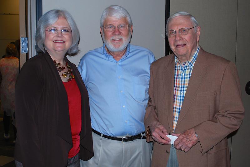 Bill & Loretta Allen, Mike Newell1