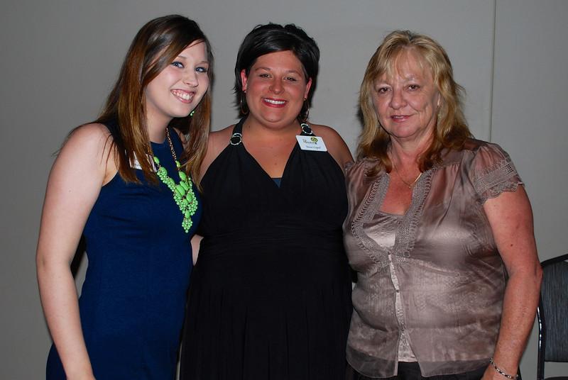 Michele Prater, Tessa Capel, Lynn Fischer1