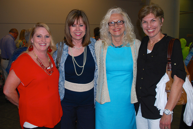 Karen January, Shelly Gahagans, Laura England, Laurie Malloy1