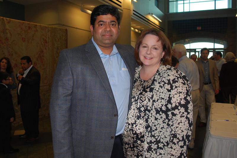 Dinesh & Stephanie Hegde1
