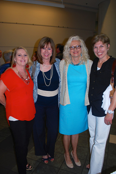 Karen January, Shelly Gahagans, Laura England, Laurie Malloy2