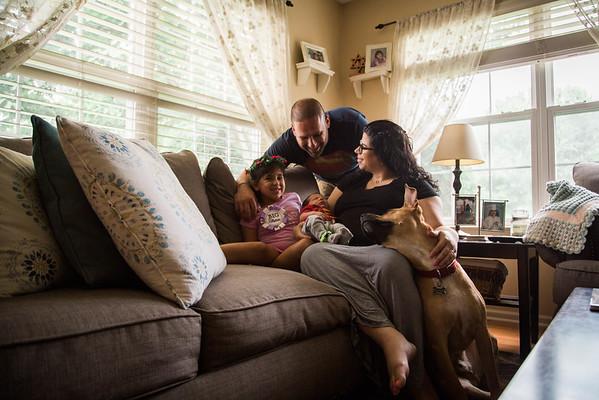 Austin's Newborn Photographs
