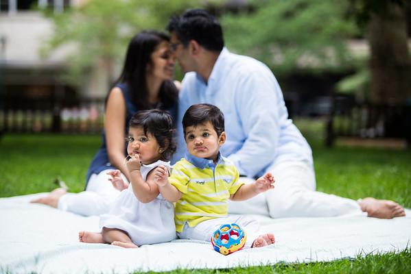 Prasad Family | Rittenhouse Square, Philadelphia | 06.2016