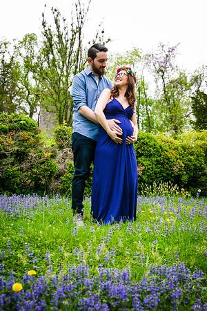 Sam + Nick's Maternity | 05.06.2018