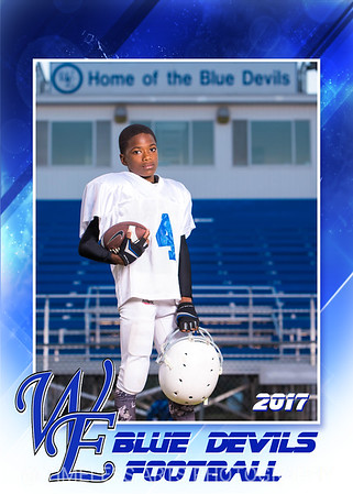 Blue Devil Football-21-#4